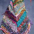 Cool Stuff Diagonal Scarf