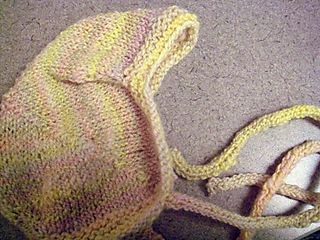 Think spring Norwegian baby hat