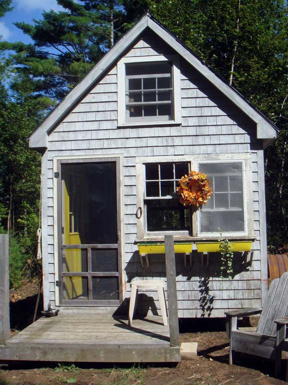 Megan's playhouse