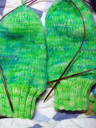 Kille's mittens