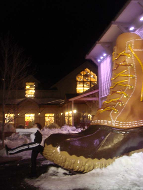 DB robyne boot