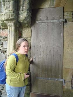 Dd_in_ancient_nunnery_vestry