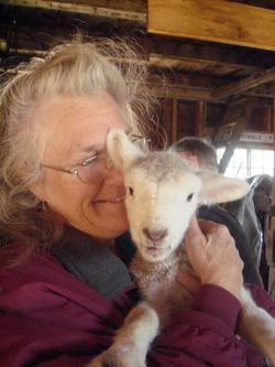 Megan_and_lamb
