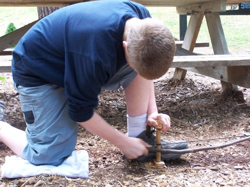 Caleb_drilling_for_fire_1