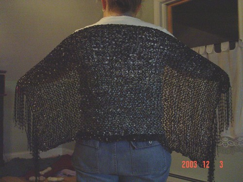 Alice's shawl