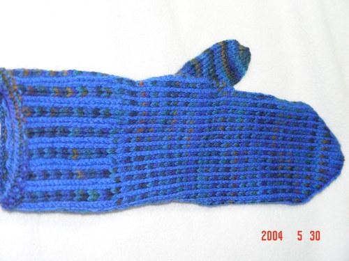 Fingerless Glove mitts