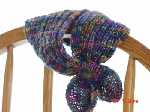 Kille's Koigu scarf 2003